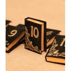 Набор мини книжечек-цифр №1